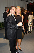 Jason Priestley and Naomi Lowde arrive for the  party  hosted by Bloomberg News following the 2003 White House Correspondents Dinner in Washington, DC on April 26, 2003..Credit: Ron Sachs / CNP.(RESTRICTION: NO New York or New Jersey Newspapers or newspapers within a 75 mile radius of New York City)