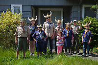 Viking Fest, Poulsbo, Washington, USA.