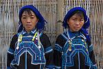 Hmong tribe women, Northern Vietnam.