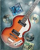 Interlitho, Alberto, STILL LIFES, photos, guitar, cd's(KL16038,#I#) Stilleben, naturaleza muerta