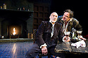 Bingo by Edward Bond,directed by Angus Jackson.With Patrick Stewart as William Shakespeare,Richard McCabe as Ben Johnson.Opens at The Chichester Festival Theatre on 23/4/10 Credit Geraint Lewis