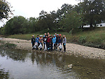 AMS Gaines Creek Volunteer Day 11/11/14