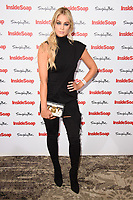 Amanda Clapham<br /> at the Inside Soap Awards 2017 held at the Hippodrome, Leicester Square, London<br /> <br /> <br /> ©Ash Knotek  D3348  06/11/2017
