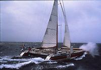 Route du Rhum 1982, Elf Aquitaine