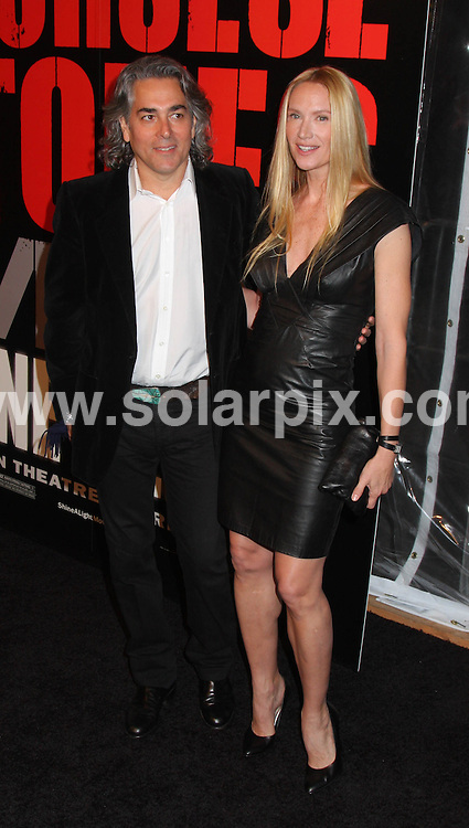 "**ALL ROUND PICTURES FROM SOLARPIX.COM**.**SYNDICATION RIGHTS FOR UK, SPAIN, PORTUGAL, AUSTRALIA, S.AFRICA & DUBAI (U.A.E) ONLY**.Shine a Light"" New York City Premiere  Arrivals  at the  Ziegfeld Theatre  in New york USA...This pic.Kelly Lynch.JOB REF:6050     PHZ/Mayer    DATE: 30.03.08.**MUST CREDIT SOLARPIX.COM OR DOUBLE FEE WILL BE CHARGED* *UNDER NO CIRCUMSTANCES IS THIS IMAGE TO BE REPRODUCED FOR ANY ONLINE EDITION WITHOUT PRIOR PERMISSION*"