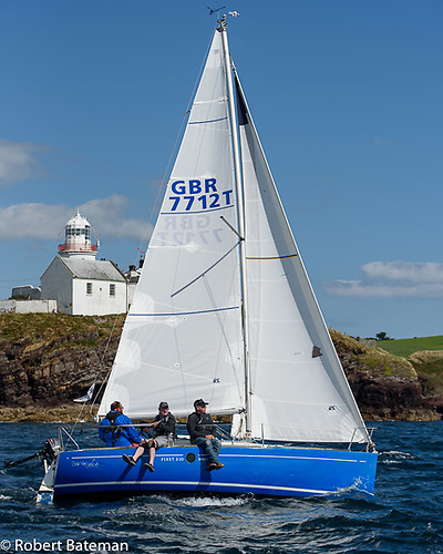 The perfect small performance cruiser for Cork Harbour – Colin Morehead racing his immaculate 29-year-old First 210 Bene Bebe
