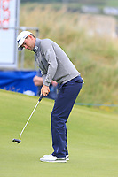 Bernd Wiesberger (AUT) putts on the 17th green during Saturday's Round 3 of the Dubai Duty Free Irish Open 2019, held at Lahinch Golf Club, Lahinch, Ireland. 6th July 2019.<br /> Picture: Eoin Clarke | Golffile<br /> <br /> <br /> All photos usage must carry mandatory copyright credit (© Golffile | Eoin Clarke)