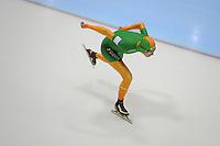 SCHAATSEN: HEERENVEEN: 20-12-2013, IJsstadion Thialf, KKT Trainingswedstrijd, ©foto Martin de Jong