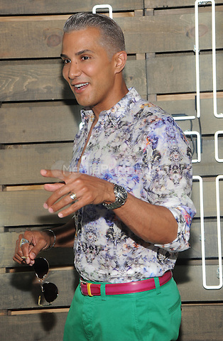New York, NY- June 17:  Jay Manuel attends the 2014 Summer Party presented by Coach at friends of the Highline at the  Highline on June 17, 2014 in New York City . Credit: John Palmer/MediaPunch