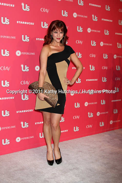 LOS ANGELES - APR 26:  Sara Rue arriving at the 2011 US Weekly Hot Hollywood Style Event  at Eden on April 26, 2011 in Los Angeles, CA..