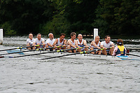 MasE.8+ QF -  Berks: 18 HRV Bollerg/Nelson Composite (GER) -  Bucks: 19 Walton RC<br /> <br /> Friday - Henley Masters Regatta 2016<br /> <br /> To purchase this photo, or to see pricing information for Prints and Downloads, click the blue 'Add to Cart' button at the top-right of the page.