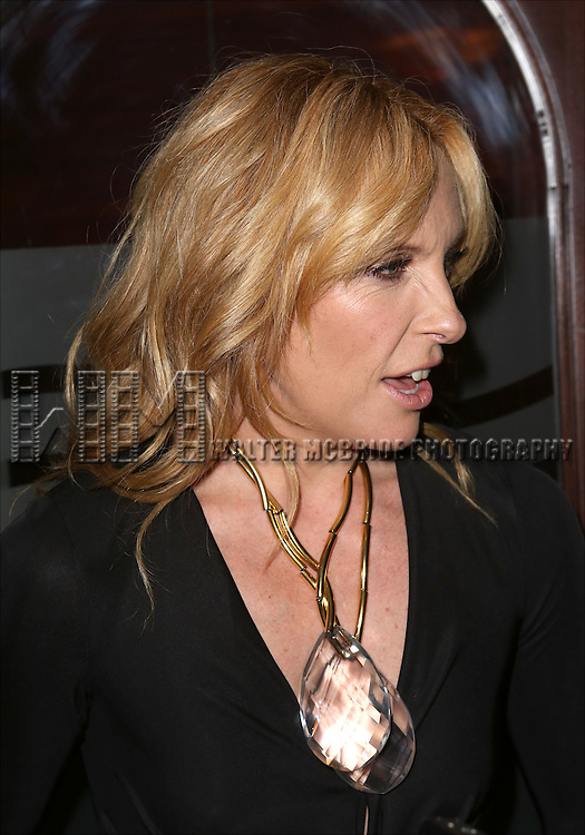 Toni Collette   attends the Broadway Opening Night Performance After Party for 'The Realistic Joneses'  at the The Red Eye Grill on April 6, 2014 in New York City.