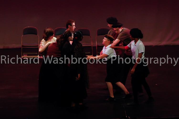 Theatretrain - Gordon Craig Theatre, Stevenage,  15th June 2014