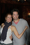 "Michelle Stafford and Michael Muhney - Drama Brunch - The Young & The Restless stars came for the fans with a brunch and photos during the Soap Opera Festivals Weekend - ""All About The Drama"" on March 25, 2012 at Bally's Atlantic City, Atlantic City, New Jersey.  (Photo by Sue Coflin/Max Photos)"