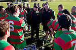 Counties Manukau Premier Club Rugby game between Waiuku & Ardmore Marist played at Waiuku on Saturday 20th June, 2009. Waiuku won the game 28 - 25.