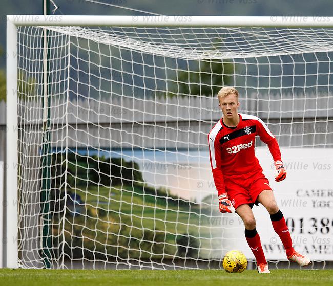 Robbie McCrorie, Rangers