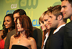 Melrose Cast and Colin Egglesfield at the CW Upfront 2009 on May 21, 2009 at Madison Square Gardens, New York NY. (Photo by Sue Coflin/Max Photos)