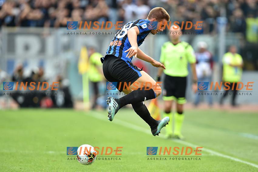 Mario Pasalic of Atalanta BC <br /> Roma 19-10-2019 Stadio Olimpico <br /> Football Serie A 2019/2020 <br /> SS Lazio - Atalanta<br /> Foto Andrea Staccioli / Insidefoto