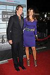 "WESTWOOD, CA. - November 30: Rande Gerber and Cindy Crawford arrive at the ""Up In The Air"" Los Angeles Premiere at Mann Village Theatre on November 30, 2009 in Westwood, California."