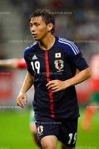 Takashi Inui (JPN),<br /> MAY 30, 2013 - Football / Soccer :<br /> Kirin Challenge Cup 2013 match between Japan 0-2 Bulgaria at Toyota Stadium in Aichi, Japan. (Photo by AFLO)