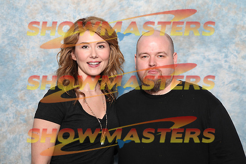 London Film and Comic Con 2012, LFCC, Jewel Staite