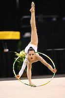 Photo by John Cheng - Pacific Rim Championships in San Jose, Ca.RhythmicsLisa Wang