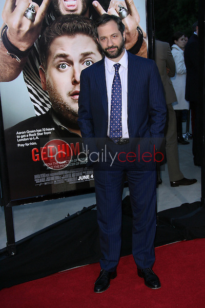 Judd Apatow<br /> at the &quot;Get Him To The Greek&quot; Los Angeles Premiere, Greek Theater, Los Angeles, CA. 05-25-10<br /> David Edwards/Dailyceleb.com 818-249-4998