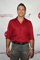 """LOS ANGELES, CA - NOVEMBER 7: Adam Mayfield, at Premiere of Lifetime's """"Christmas Harmony"""" at Harmony Gold Theatre in Los Angeles, California on November 7, 2018. Credit: Faye Sadou/MediaPunch"""