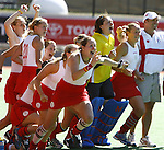 England -Hockey Women