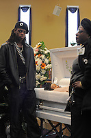 Funeral of Chicago Housing Activist Beauty Turner (USA)