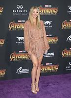 APR 23 World Premiere of Avengers: Infinity War