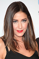 Lisa Snowdon attending the Capital Radio Jingle Bell Ball 2014, at the O2, London. 07/12/2014 Picture by: Alexandra Glen / Featureflash
