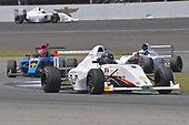 2017 F4 US Championship<br /> Rounds 4-5-6<br /> Indianapolis Motor Speedway, Speedway, IN, USA<br /> Sunday 11 June 2017<br /> #8 Kyle Kirkwood on his way to winning all three races during the Indy weekend<br /> World Copyright: Dan R. Boyd<br /> LAT Images