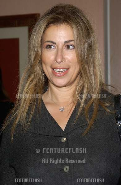 Actress ROMA MAFFIA at a luncheon at the Beverly Hills Hotel hosted by In Style magazine and A Diamond Is Forever to unveil the 2004 award season designer gowns & diamonds..January 21, 2004