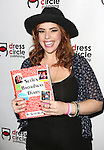 Alysha Unphress attends the Seth Rudetsky Book Launch Party for 'Seth's Broadway Diary' at Don't Tell Mama Cabaret on October 22, 2014 in New York City.