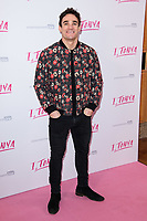"Max Evans<br /> arriving for the ""I, Tonya"" premiere at the Curzon Mayfair, London<br /> <br /> <br /> ©Ash Knotek  D3377  15/02/2018"