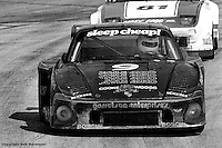 DAYTONA BEACH, FL - FEBRUARY 1: Bobby Rahal drives the Porsche 935 K3 009 00030 on his way to victory in the 24 Hours of Daytona on February 1, 1981, at the Daytona International Speedway in Daytona Beach, Florida.