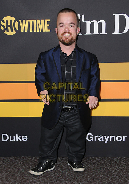 31 May 2017 - Los Angeles, California - Brad Williams. Premiere of Showtime's &quot;I'm Dying Up Here&quot; held at DGA Theater in Los Angeles. <br /> CAP/ADM/BT<br /> &copy;BT/ADM/Capital Pictures
