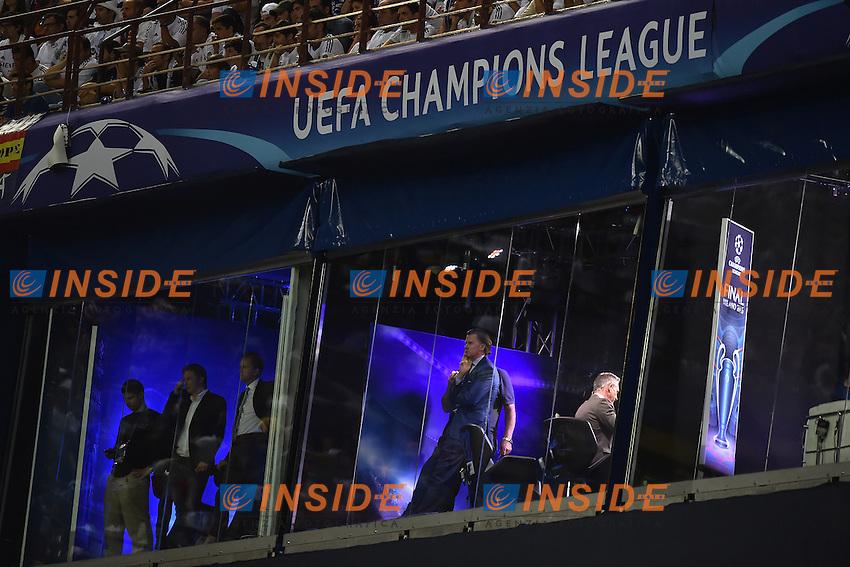 Vip sponsor Box <br /> Milano 28-05-2016 Stadio San Siro <br /> Real Madrid - Atletico <br /> Football Champions League Final . Foto Andrea Staccioli / Insidefoto