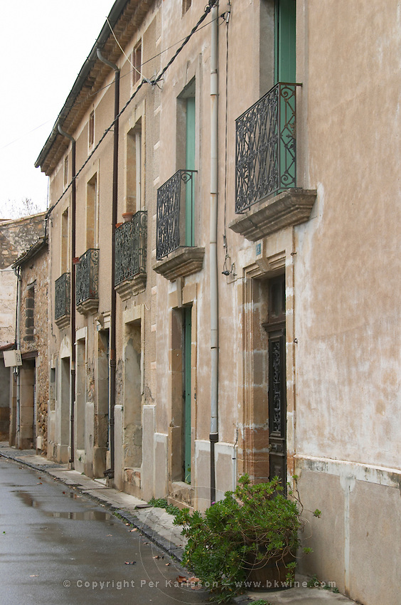 Domaine Mas Lumen in Gabian. Pezenas region. Languedoc. France. Europe.
