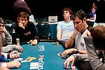 PS Team Pro Leo Fernandez and poker pro Alex Brenes.