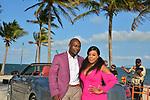 Claws season 2 location shoot at Crandon Park Beach-North