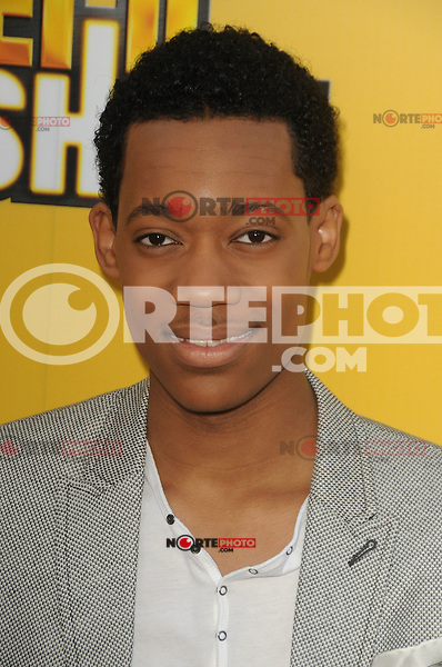 Tyler James Williams at Disney's 'Let It Shine' premiere held at Directors Guild Of America on June 5, 2012 in Los Angeles, California. © mpi35/MediaPunch Inc. ***NO GERMANY***NO AUSTRIA***