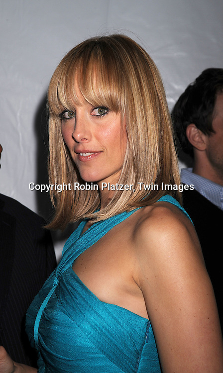 Kim Raver..posing for photographers at The NBC Universal Upfront Announcement of their Fall 2008-2009 schedule on ..May 12, 2008 at Rockefeller Center. Stars from NBC, USA, Bravo, Scifi, Oxygen, Telemundo and mun2 were there. ....Robin Platzer, Twin Images