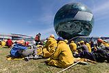 Astana vor der Expo