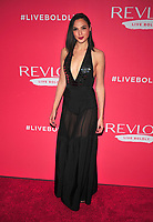 NEW YORK, NY - JANUARY 24: Gal Gadot at the Revlon Live Boldly launch at Skylight Modern on January 24, 2018 in New York City.  Credit: John PalmerMediaPunch