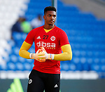 Jamal Blackman of Sheffield Utd during the Championship match at the Cardiff City Stadium, Cardiff. Picture date: August 15th 2017. Picture credit should read: Simon Bellis/Sportimage