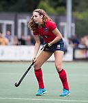 UTRECHT - Lisa Gerritsen (Laren)   tijdens de hockey hoofdklasse competitiewedstrijd dames:  Kampong-Laren (2-2). COPYRIGHT KOEN SUYK