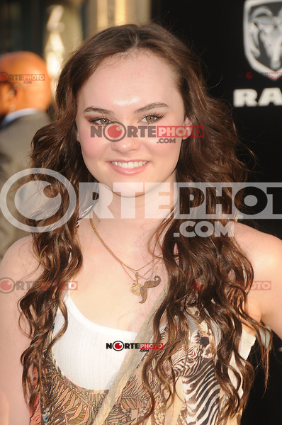 """Madeline Carroll Attending The Los Angeles Premiere of """"The Lucky One"""" held at the Grauman's Chinese Theatre in Hollywood, California on April 16, 2012.Credit: mpi35//MediaPunch Inc."""