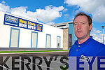 Seanie O'Leary the Branch manager at the newly opened Kerry Agribusiness store in Castleisland    Copyright Kerry's Eye 2008